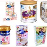 Mẹ bầu uống sữa gì : Sữa dành cho bà bầu nào tốt nhất