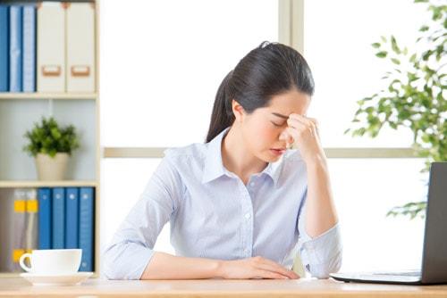 Mệt mỏi cũng là biểu hiện có thai thường gặp