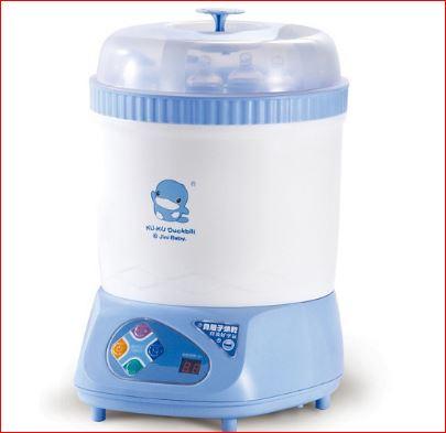 1.9 Triệu Máy tiệt trùng và sấy bình sữa 8 bình Kuku KU9019