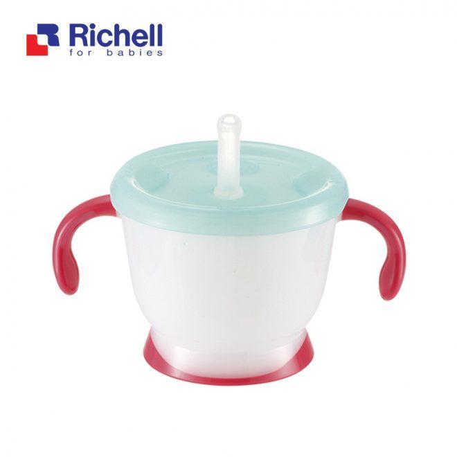 200k cốc tập uống 3 giai đoạn Richell RC41013