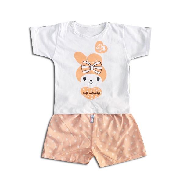 50k đồ bộ cho bé gái Bi Thỏ Mihababy BN22 nhiều size