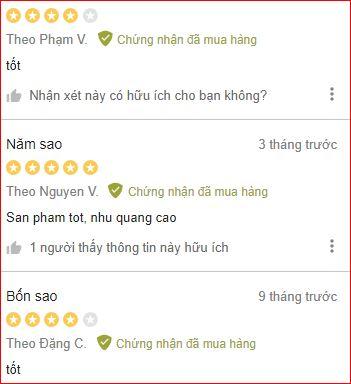 Danh gia vong xep khung inox Tin Thanh Phat