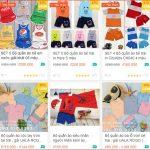 Nơi mua bộ quần áo bé trai 1-5 tuổi sành điệu Tphcm Hà Nội