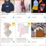 Nơi mua đồ bộ cho bé gái dễ thương 1-5 tuổi giá rẻ