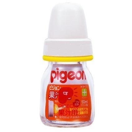 Bình sữa Pigeon cổ hẹp 60ml