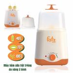 Máy hâm sữa Fatzbaby có tốt không, chọn loại nào, cách sử dụng- nơi mua chính hãng