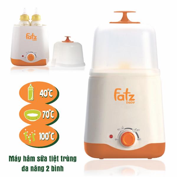 Nhiệt độ máy hâm sữa Fatz