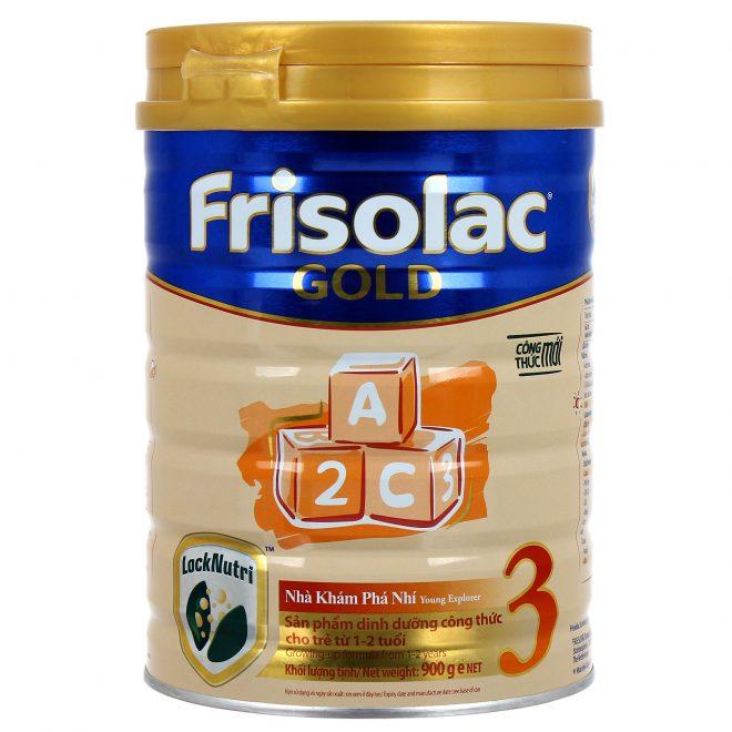 Sữa Frisolac số 3
