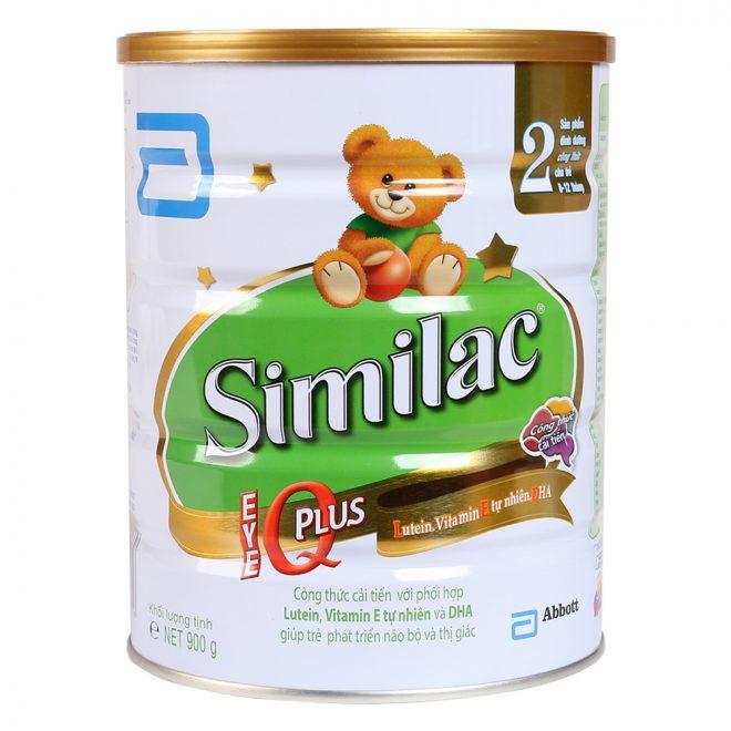 Sữa Similac số 2