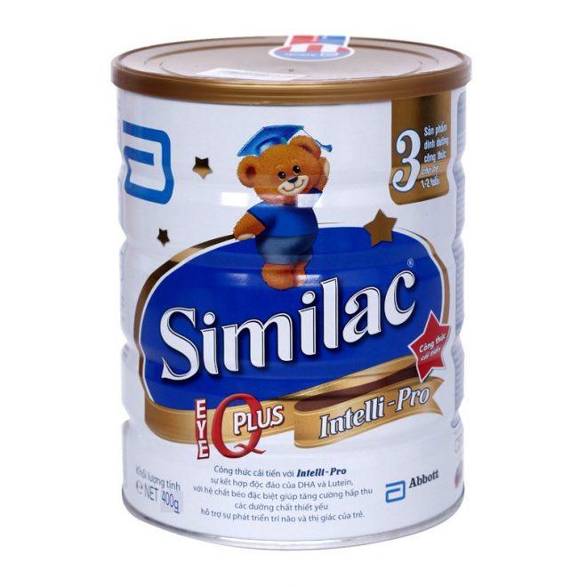 Sữa Similac số 3