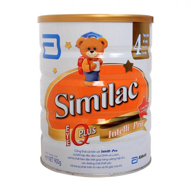 Sữa Similac số 4