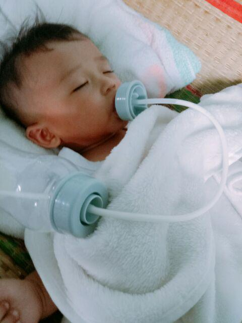 bình sữa rãnh tay lil jumbl nhiều bé không chịu bé bình chấp nhận