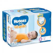 bỉm Huggies size S 1