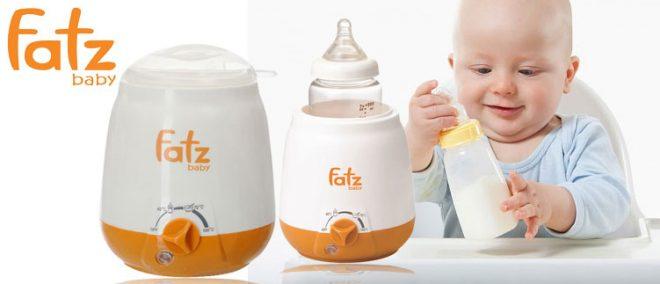 máy hâm sữa fatz baby 3 chức năng trong 1