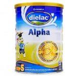 Sữa Dielac Alpha có mấy loại ? Alpha Gold có tốt hơn ?