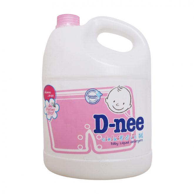Nước giặt Dnee 3000 ml Hồng