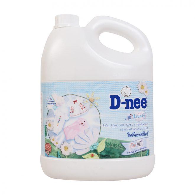 Nước giặt Dnee 3000 ml Trắng