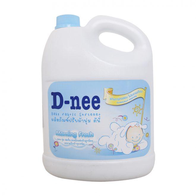 Nước giặt Dnee 3000ml Xanh