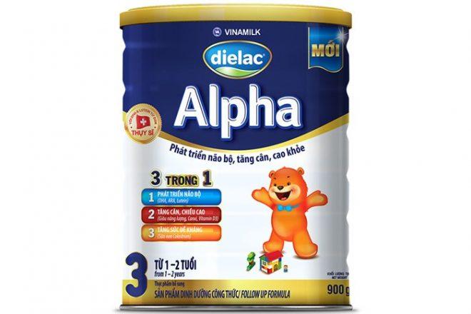 Sữa Dielac Alpha step 3