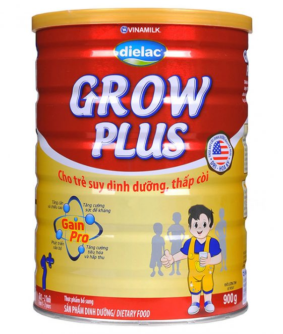 Sữa Grow Plus đỏ