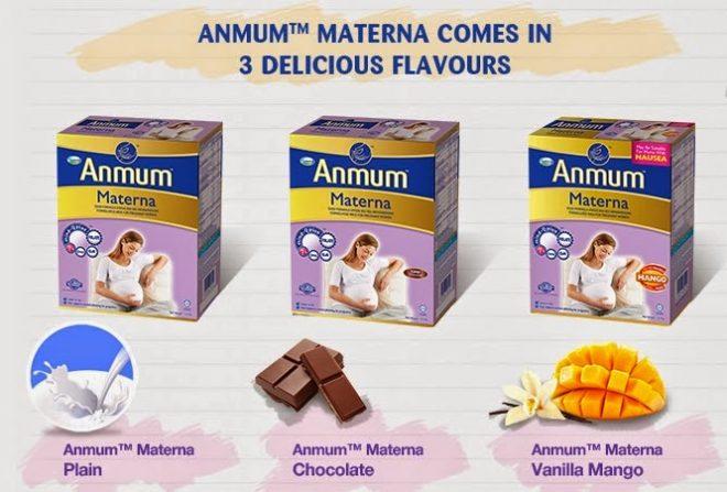 Sữa bầu pha sẵn anmum cung cấp đầy đủ dưỡng chất thiết yếu cho mẹ bầu