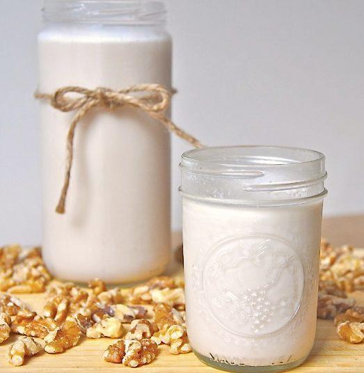 Ly sữa thơm ngon từ công thức làm tại nhà