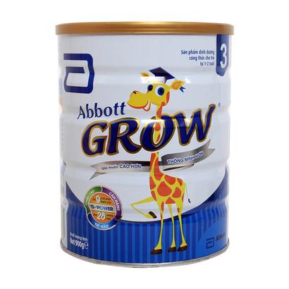 Abbott Grow 3dành cho trẻ từ 1 3 tuổi 3