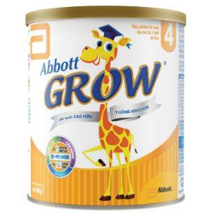 Abbott Grow 4dành cho trẻ từ 3 6 tuổi 2