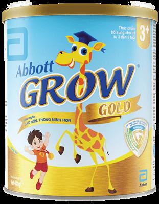 Abbott Grow Gold 3dành cho trẻ từ 3 6 tuổi 1