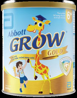 Abbott Grow Gold 6dành cho trẻ từ 6 tuổi trở lên 1