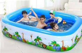 Bể bơi phao hay bể mini