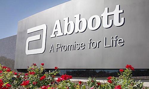 Công ty sữa Abbott đến từ Hoa Kỳ