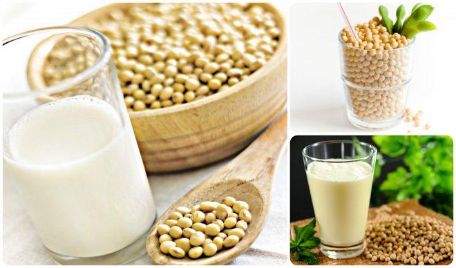Sữa đậu Nành Tốt Cho Sức Khỏe
