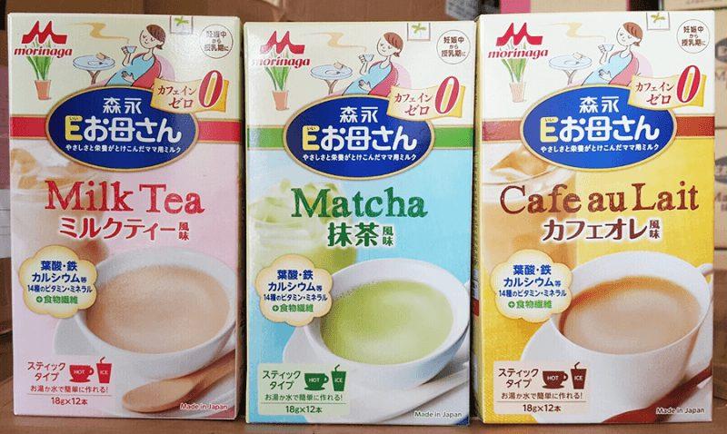 Sữa Morinaga Cho Bà Bầu