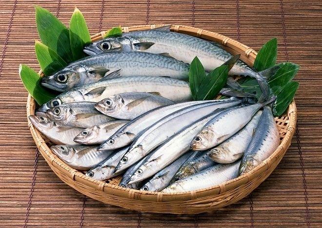 cần hạn chế một số loại cá cho bé dưới 1 tuổi