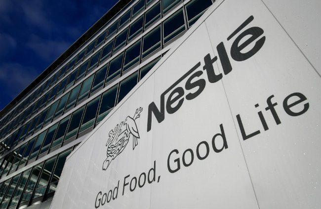 Thương hiệu Nestle nổi tiếng thế giới