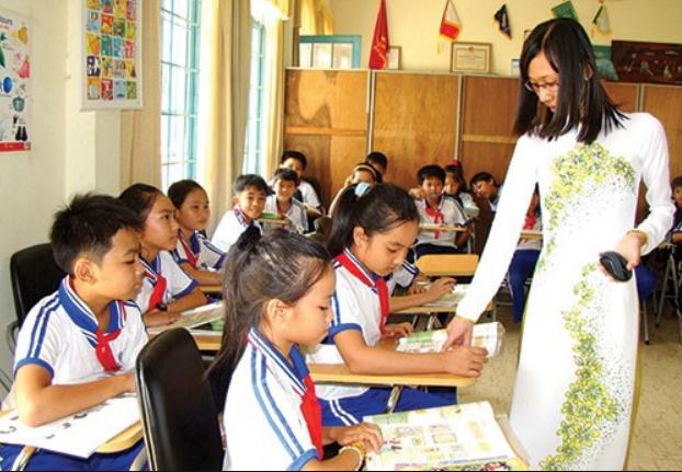 Một trường tiểu học tốt là nền tảng cho sự phát triển và học tập của trẻ.