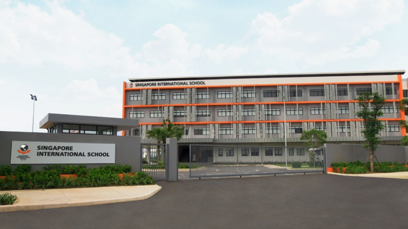 Trường Quốc tế Singapo Hà Nội 1