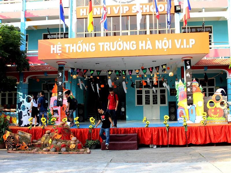 Trường Quốc tế Vip Hà Nội