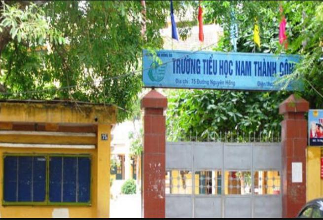 Trường Tiểu học Nam Thành Công.