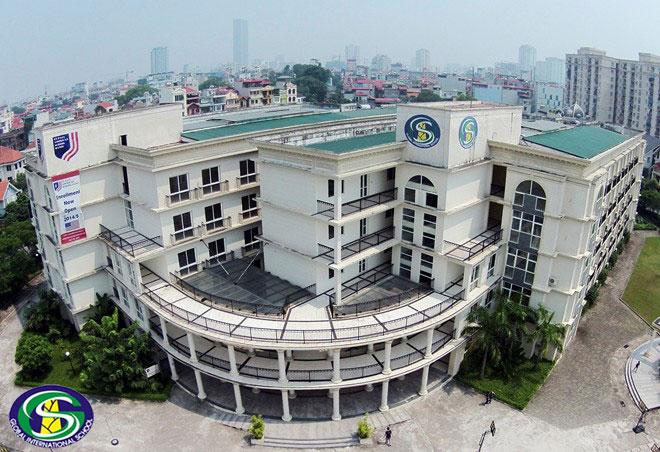 Trường Tiểu học Quốc tế Golobal 1