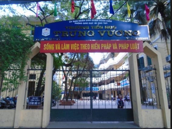Trường Tiểu học Trưng Vương