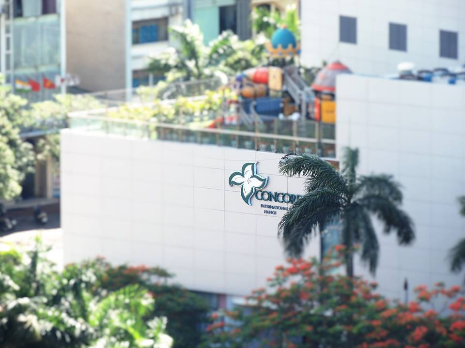 Trường quốc tế Concordia Hà Nội 1