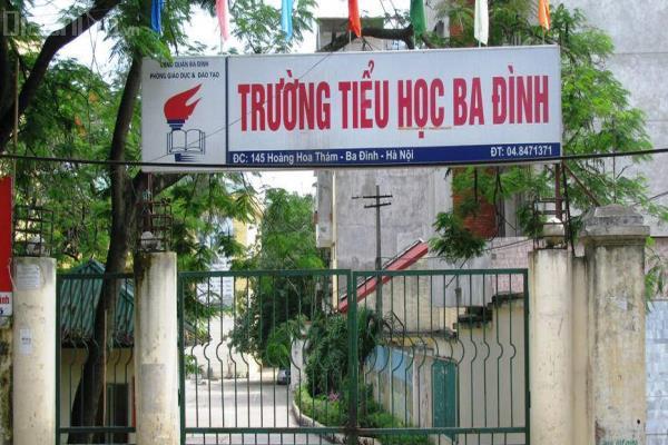 Trường tiểu học Ba Đình