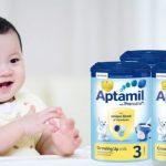 Sữa Aptamil có tốt hay không? Sữa Aptamil của Anh hay của Đức tốt hơn?