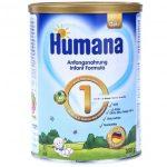 Review Sữa Humana Gold số 1- Nơi mua chính hãng