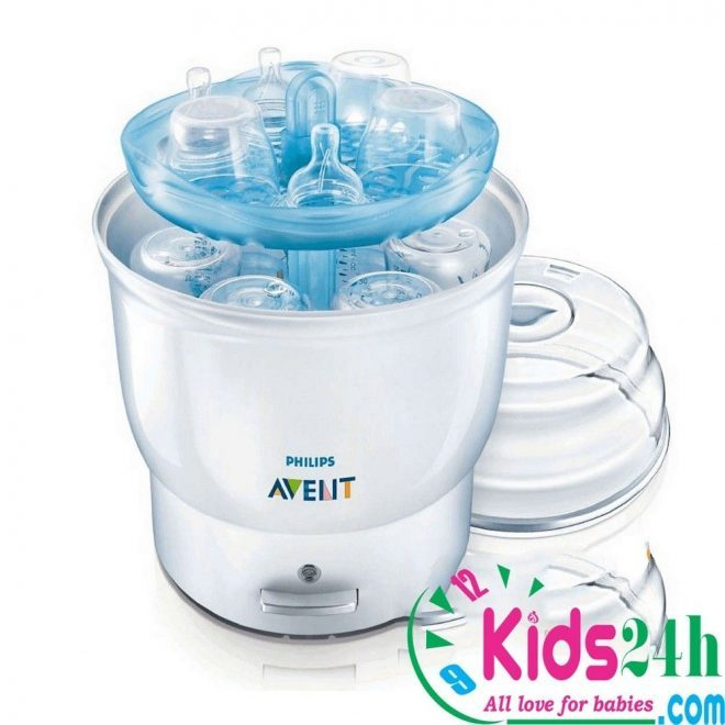 Cách chọn máy tiệt trùng bình sữa