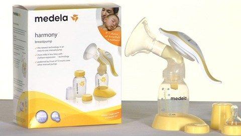 Máy hút sữa bằng tay Medela Harmony