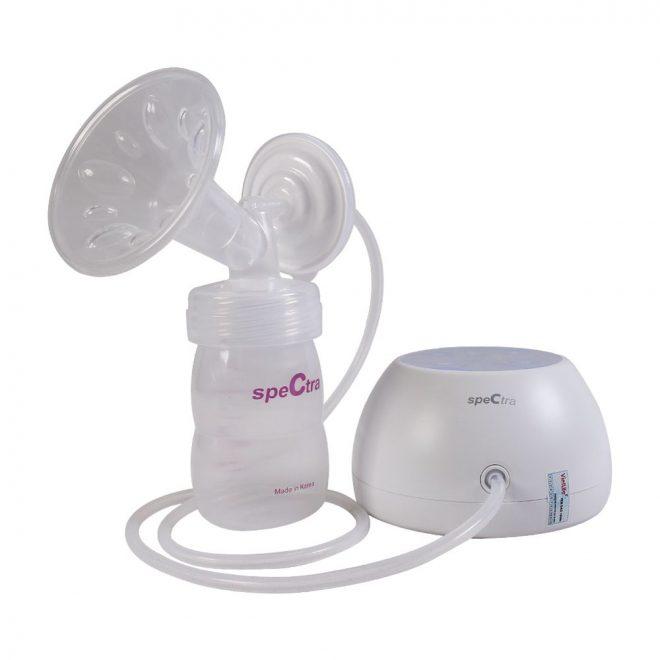Máy hút sữa điện đơn Spectra M1 gọn nhẹ, tiện lợi