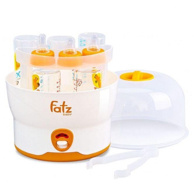 Máy tiệt trùng bình sữa Fatz FB4019SL 6 bình